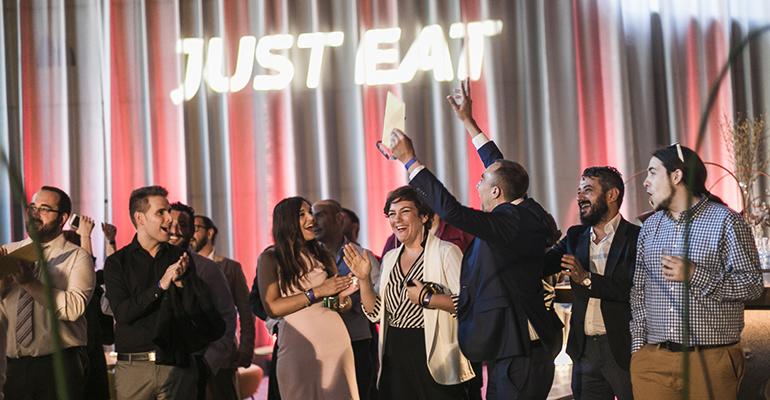 Se trata de la primera edición de los Premios Just Eat